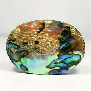 40.94 ct Australian Abalon