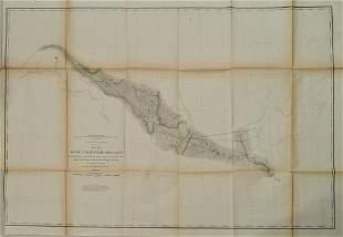 183-4 Stevens Map of Minnesota to North Dakota -- Map