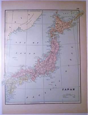 Japan 1891