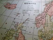 Europe A.D. 1000