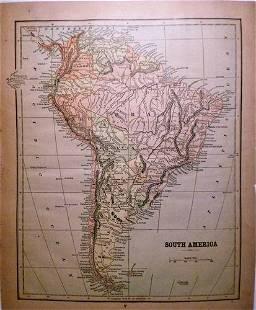South America 1889