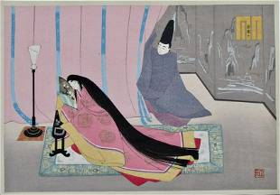 Masao Ebina: Genji, Wakan
