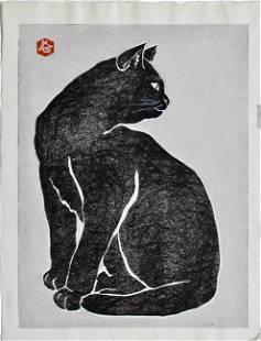 Sadanobu IV: Black Cat
