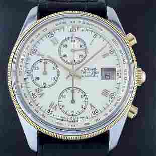 Girard-Perregaux - Olimpico Chronograph - GP 4900 - Men