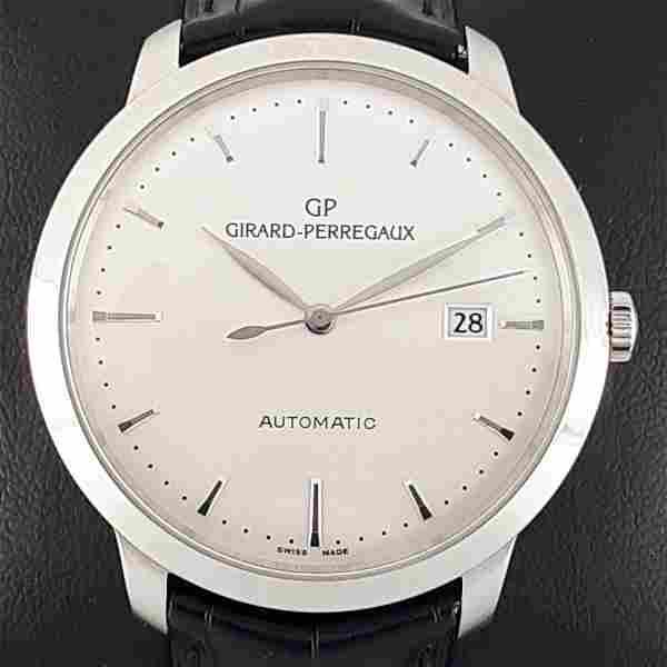 Girard-Perregaux - 1966 - Ref: 49555 - Men -
