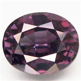 Natural Purple Spinel 4,13 ct