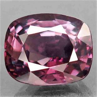 Natural Pink Purple Spinel 2,90 ct
