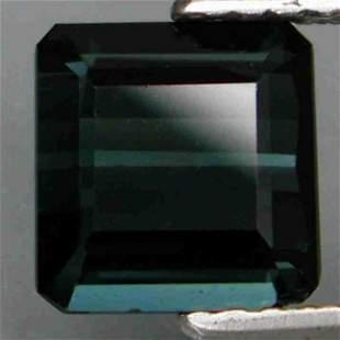 Natural Blue Color Tourmaline 1,68 ct