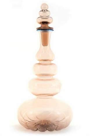 Vittorio Zecchin - Vintage '30 Top Murano glass vase