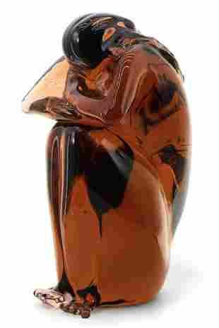 """Giancarlo Signoretto - Murano glass Sculpture """""""