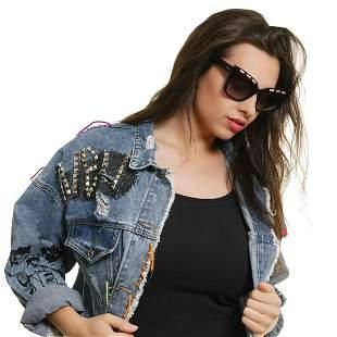 Emilio Pucci Mint Women Brown Sunglasses EP0101 5952B