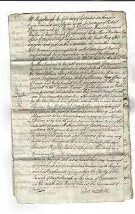 1756 Scottish Manuscript Assignment