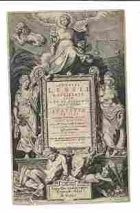 1622 Rubens Engraved Title leaf