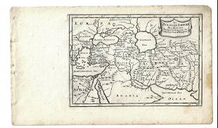 1747 Map of the Persian Empire