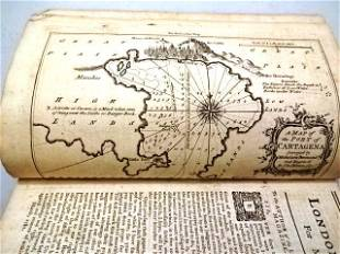 1762 Magazine Plans West Indies
