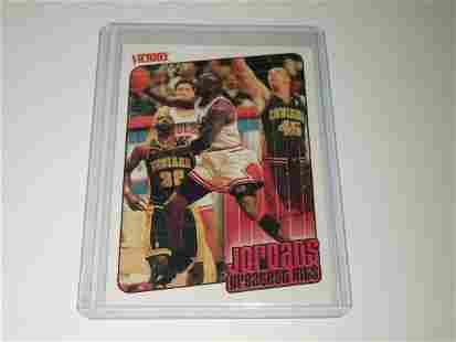 1999-00 UPPER DECK VICTORY MICHAEL JORDANS GREATEST