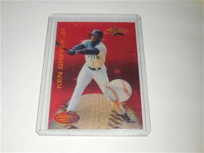 1994 SPORTFLICS 2000 KEN GRIFFEY JR 3D CARD STARFLICS