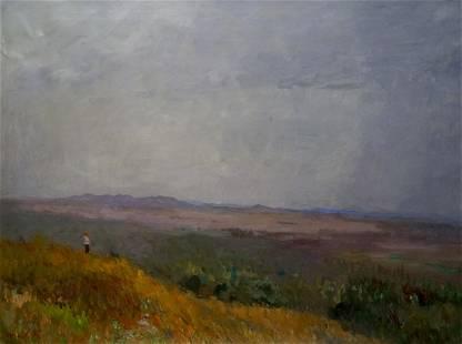 Oil painting Kerch Symphony Khrapachev Alexander