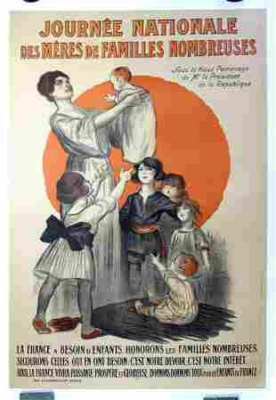 Journée nationale des mères de familles nombreuses