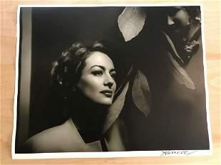 Joan Crawford by George Hurrell (III Hurrell Portfolio)