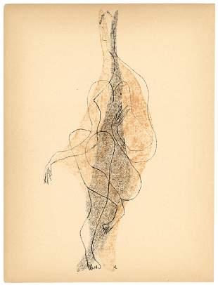 Henri Laurens original lithograph, 1951