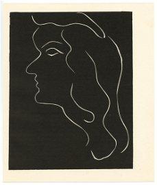 Henri Matisse original woodcut for Pierre a feu | Les