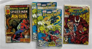 THE SPIDER MAN KEY COLLECTOR SET