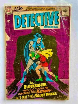 DETECTIVE COMICS #345 KEY COLLECTOR