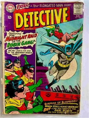 DETECTIVE COMICS #342