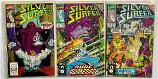THE SILVER SURFER SET