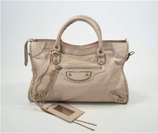 Balenciaga Classic City Bag in Pink
