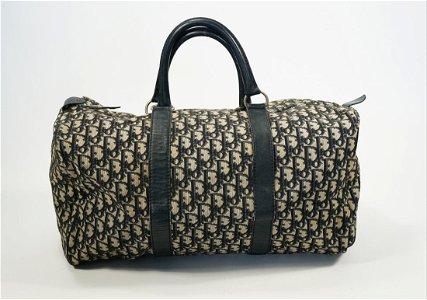 Dior Trotter Travel Bag