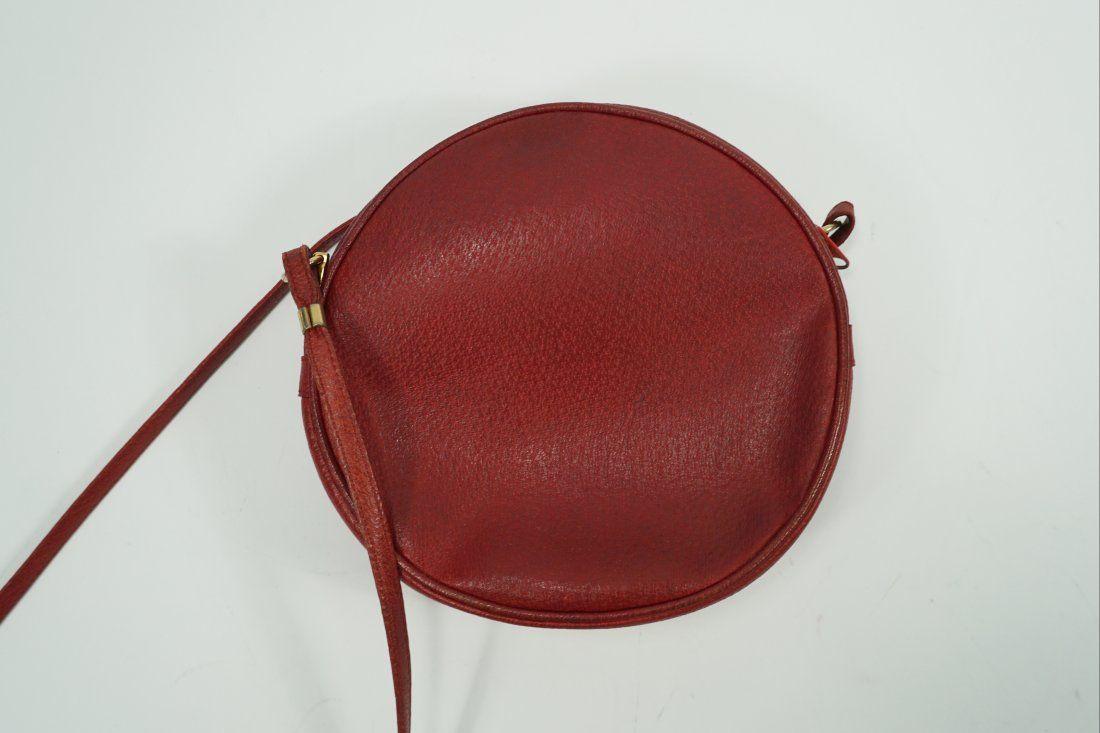 Gucci Red Tamborine Bag