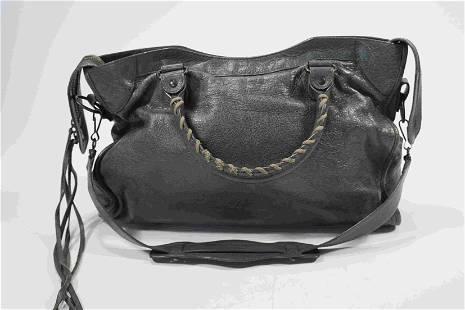 Balenciaga Classic City Bag in Grey