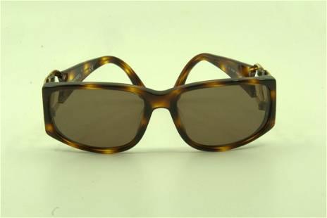 Chanel Tortiose Shell Sunglasses