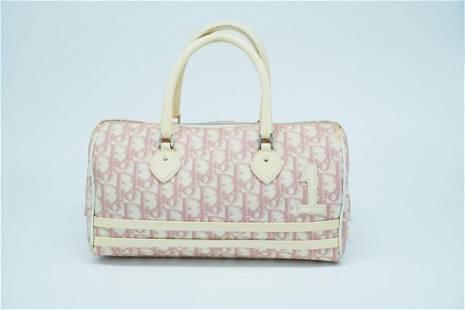 Dior Pink Trotter No.1 Top Handle