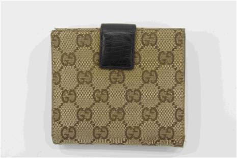 Gucci Horsebit Mongoram Wallet