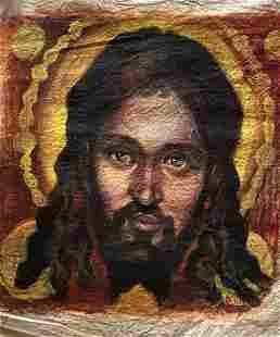 Oil painting Jesus Christ Alexander Arkadievich