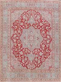 100% Vegetable Dye Antique Khoy Persian Area Rug 9x12