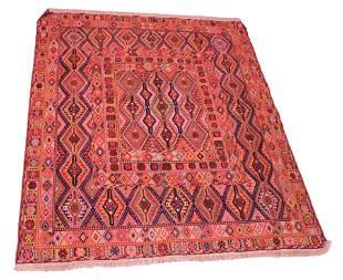 Old Afghani Malicki Kilim