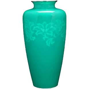 Mid-century Japanese Ando Jubei Wireless Vase