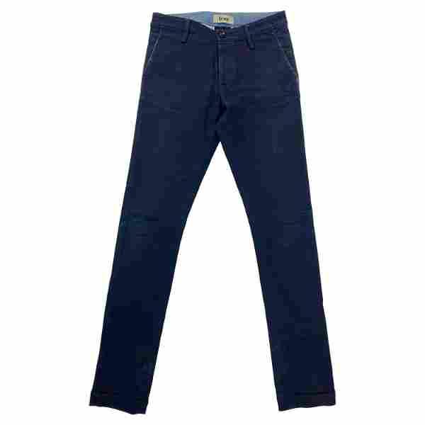 Acne Joy Sharp Blue Denim Jeans Pants, Size 25/32