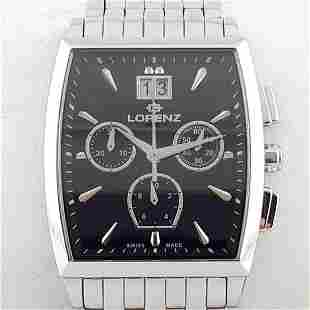 Lorenz - Portoro Chronograph - Ref:2647 5040 B - Men -