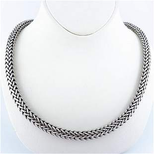25 Sterling Silver - Necklace