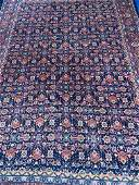 Hand Knotted Persian SArouk 8x11 ft