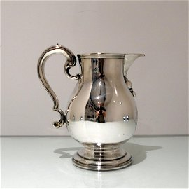 Early 18th Century Antique George II Sterling Silver