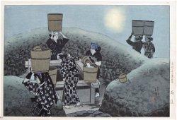 Ito Shinsui: After the Rain (Ugo)