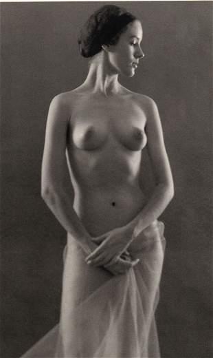 RUTH BERNHARD - Profile, 1967