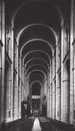 JEAN DIEUZAIDE - Saint-Sernin de Toulouse, 1972