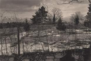 LEE FRIEDLANDER - Suffern, NY, 1976